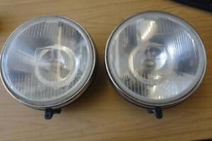 PAIR OF LUCAS CLASSIC CAR SPOT LAMPS FT/LR19 54513806