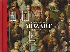 France Carnet de Prestige Yvert n° 4010 neuf sans charnière Mozart