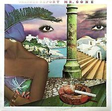 """WEATHER REPORT """"Mr. Gone"""" Vinyl LP - Original 1978 Columbia JC 35358 - EX / EX"""