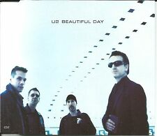 U2 Beautiful Day w/ Discotheque & If you LIVE Europe CD single SEALED USA Seller