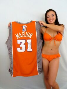 Shawn Marion signed autographed Phoenix Suns authentic Reebok game jersey MATRIX