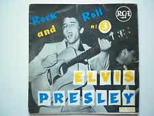 Elvis Presley 45Tours EP vinyle Rock And Roll N°3