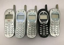 Wholesale Lot 5pc - Cell Phone Mobile Motorola V120 (Used - Working)