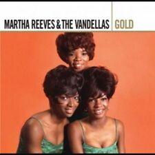 MARTHA REEVES & THE VANDELLAS - GOLD - 2 CDS [CD]