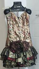 Vintage Alyce Designs Prom Dress