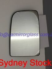 LEFT PASSENGER SIDE MERCEDES BENZ SPRINTER 2006 - 2017 MIRROR GLASS (SQUARE CLI