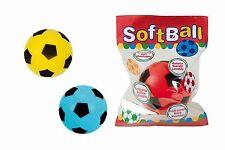 Softball,FOOTBALL,balles à jouer pour les enfants,20 cm coloré,doux balle,Simba