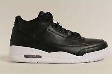 Men's Nike Air Jordan 3 III Retro Cyber Monday Black White 136064-020 Size 9