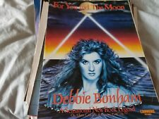 More details for debbie bonham for you and the moon / ronnie dio 1985 full page poster / photo