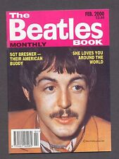 The Beatles Monthly Book  February, 2000  # 286