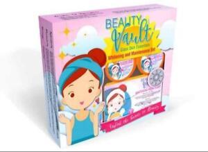 100% Authentic Beauty Vault Whitening and Maintenance Set