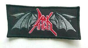 Dark Angel embroidered patch thrash metal astral threads