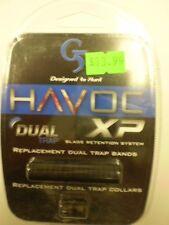 G5  HAVOC REP , DUAL  TRAP COLLARS & BANDS  (947)