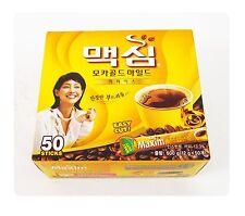 Maxim Mocha Gold Mild Coffee Mix 50T(12gX50T) Instant Coffee