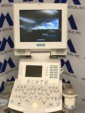 Siemens Sonoline G40 Ultrasound System With 3d Probe And Vaginal Probe