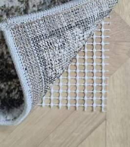 Multi Purpose Anti Slip Carpet Mat Rug Grippers Non Slip Durable Underlay Rubber