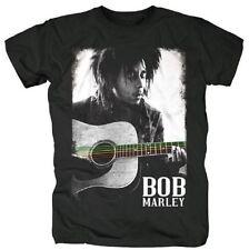 Cotton Short Sleeve Bob Marley T-Shirts for Men
