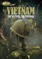 Vietnam: The Battles, the Courage [Region 1] - DVD - New - Free Shipping.