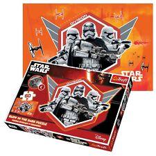 Trefl 60 Pièces Fluorescent Garçons Capitaine Phasma Stormtrooper Puzzle