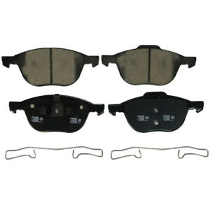 Disc Brake Pad Set Front,Rear Federated D1044C