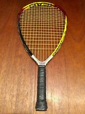 """HEAD Catapult 180 XL Racquetball Racquet Racket 3 7/8"""" Grip Strung Excellent"""