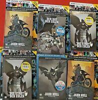 Batman Graphic Novel Collection Nr.1 -Nr.7 zum Aussuchen Panini Comics ungelesen