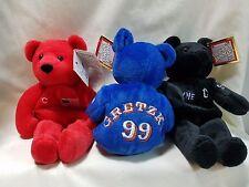 Salvino's Bammers Wayne Gretzky Set of 3 Bears New York Rangers Kings Oilers