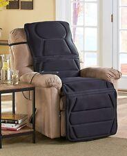 Padded Therapeutic Massaging Mat W/Heat Remote Control Back Neck Leg Massage