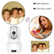 TWO-pieces  Wireless Home Security Camera 2.4G 720p Motion Detect Two-way Talk