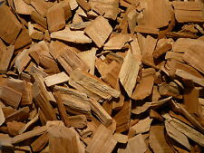 BBQ SMOKING WOOD - Cherry Wood Chips 1/2kg Bag  - FREE POST!
