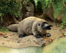 NEW PLUSH SOFT TOY Folkmanis 3037 Baby Platypus Full Body Hand Puppet