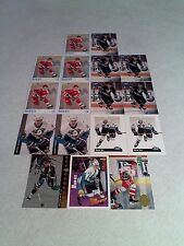 *****Maxim Betts*****  Lot of 17 cards.....7 DIFFERENT / Hockey