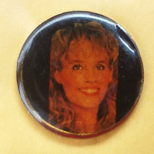 Charlotte Caffey lapel jacket pin pre-owned The Go Go's