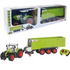 RC XXL Traktor Claas Axion 870 mit Anhänger Cargos 9600 105cm, 1:16! Neu & Ovp!!