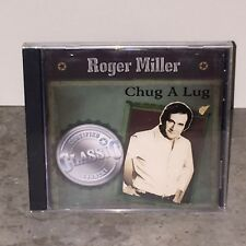 Factory Sealed Chug a Lug by Roger Miller CD