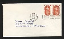 1967 Peace Stamp--United Nations First Day Cover--Expo '67 Montreal