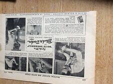 r7 ephemera 1955 advert black & decker limited do it yourself