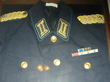 East German First pattern TRAPO General tunic