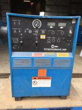 Miller Acdc Cc Tig Welder 1ph 200230460v Syncrowave 500 With Watermate 1a