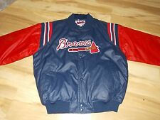 1990's NEW! Tags Still on! Braves Stadium Jacket Size XXL