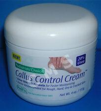PediFix Podiatrists Choice Callus Control Cream 20% Urea 4oz Dry Rough Hard Skin