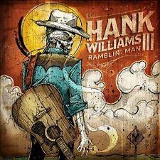 Hank Williams III - Ramblin' Man new promo (no shrink wrap)