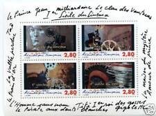 BLOC FEUILLET N° 17 NEUF XX  FRAICHEUR POSTALE - 1er SIECLE DE CINEMA - PROMO !!