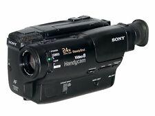 Sony Handycam CCD-TR550E Video8 Camcorder - 8mm Video Camera Recorder