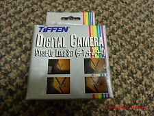 Tiffen Close Up Lens Kit 37CUS New Old Stock