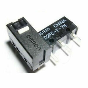2/5/10PCS Micro Switch Microswitch for OMRON D2FC-F-7N Mouse D2F-J Microswitch