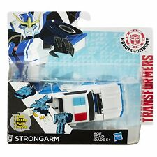 Transformers Hasbro RID Robots in Disguise One-Step Changers Figure Strongarm