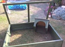 Animal (Tortoise ) Enclosures / Run / Home / Shelter Made To Order Handmade