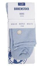 Birkenstock Women's Cotton Sole Bling Socks