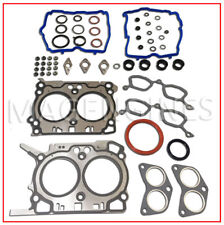 10105-AB410 FULL GASKET KIT SUBARU FB25 DOHC FOR FORESTER X 2.5 LTR 10-12